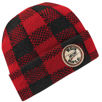 Rod Rifle Buffalo Plaid Hat #F4651